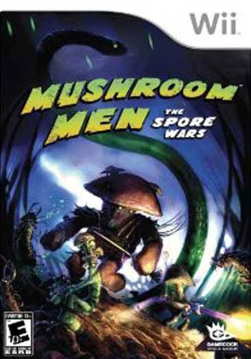 Wii - Mushroom Men: The Spore Wars