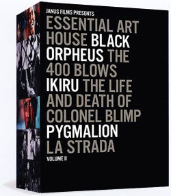 Essential Art House: Vol. 2 Box Set (DVD)