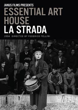 La Strada - Essential Art House Edition (DVD)