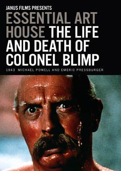 The Life and Death of Colonel Blimp - Essential Art House Edition (DVD)