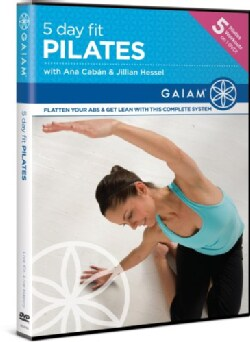 5 Day Fit Pilates (DVD)