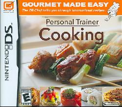 Nintendo DS - Personal Trainer: Cooking
