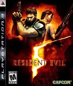 PS3 - Resident Evil 5