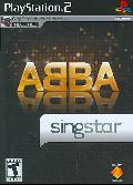 PS2 - SingStar ABBA