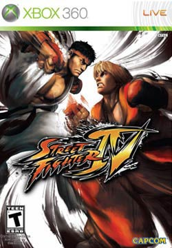 Xbox 360 - Street Fighter IV