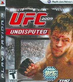 PS3 - UFC Undisputed 2009