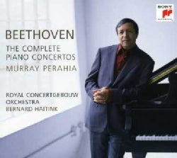 L.V. BEETHOVEN - COMPLETE PIANO CONCERTOS