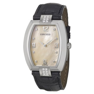 Concord La Scala Men's Steel Quartz Watch