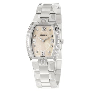 Concord La Scala Men's Stainless Steel Watch