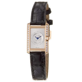 Concord Delirium Women's 18k Rose Gold Quartz Watch