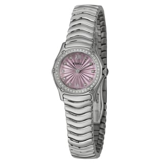 Ebel Classic Wave Women's Steel Quartz Watch