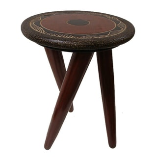 Handmade 'Adepa' Walking Table (Ghana)