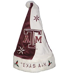 Texas AM Aggies Santa Hat