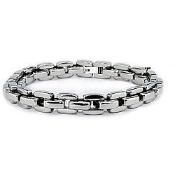 Stainless Steel Men's Chain Bracelet