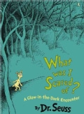 What Was I Scared Of?: A Glow-in-the-Dark Encounter (Hardcover)