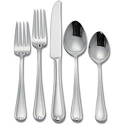 Reed & Barton 'Colby' 45-piece Flatware Set