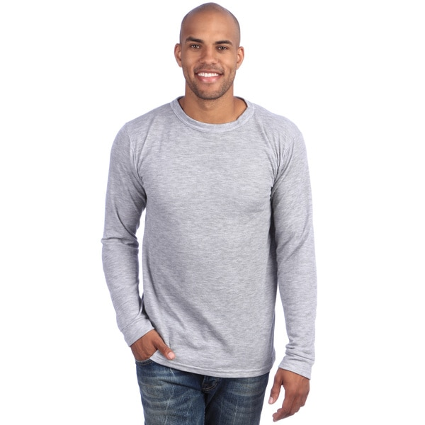 Kenyon Gray Mid-weight Polyester/Wool/Polypropylene Thermal Crew Top
