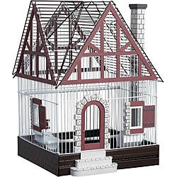 Prevue Pet Products Featherstone Heights Tudor Bird Cage 291