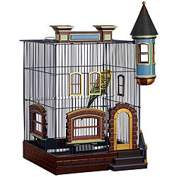 Prevue Pet Products Featherstone Heights Brownstone Bird Cage 293