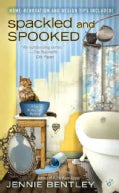 Spackled and Spooked (Paperback)