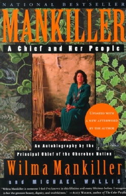 Mankiller: A Chief and Her People (Paperback)