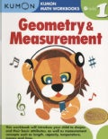 Geometry & Measurement Grade 1 (Paperback)