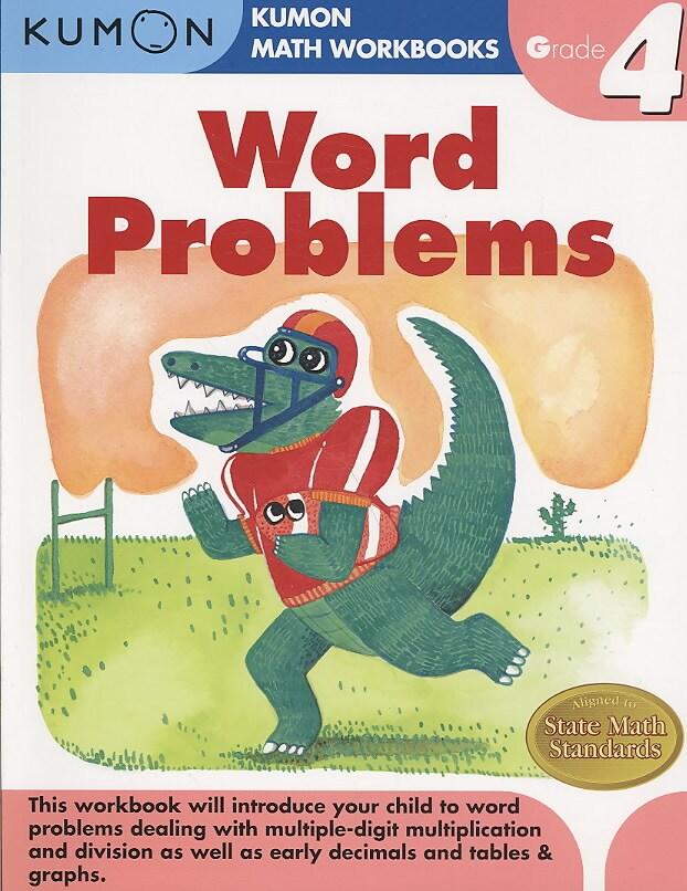 Word Problems Grade 4 (Paperback)