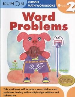 Word Problems Grade 2 (Paperback)