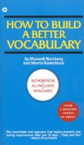 How to Build a Better Vocabulary (Paperback)