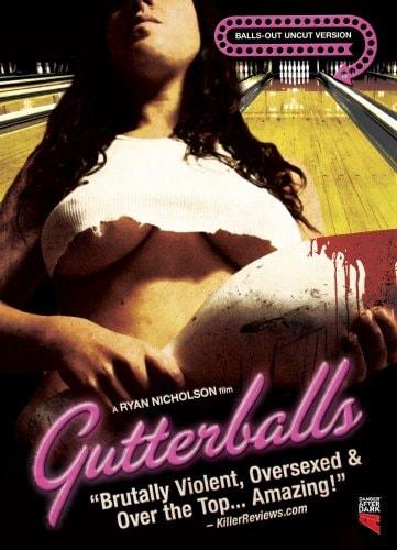 Gutterballs Balls-Out Uncut Edition (DVD)