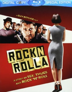RocknRolla (Blu-ray Disc)