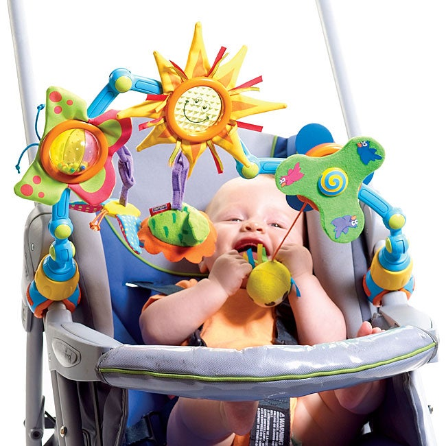 Sunny Stroll Arch Stroller and Car Seat Attachment