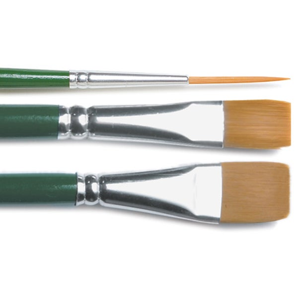 Donna Dewberry One-stroke 3 Brush Set