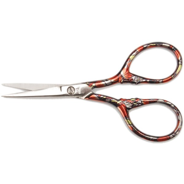 Marbleized 3.75-inch Embroidery Scissors
