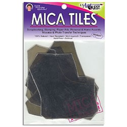 Medium 5x6-inch 1-oz Mica Tile