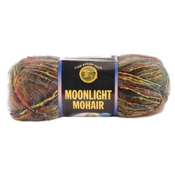 Moonlight Mohair Rain Forest Yarn