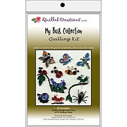 My Bug Collection Quilling Kit