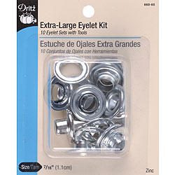 Nickel Eyelet Kit
