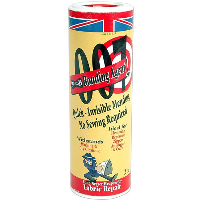 007 Fabric Repair Fusible Bonding Agent (Two-ounce Container)