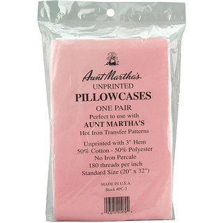 Colonial Needlecraft Pillowcases (Set of 2)