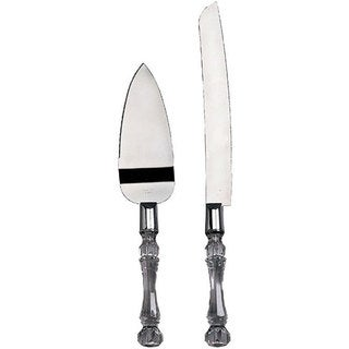 Knife and Cake Server Set