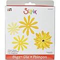 Sizzix Bigz BIGkick/ Big Shot Daisies Die