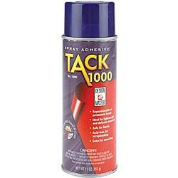 Tack 1000 11-oz Adhesive Spray