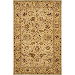 Hand-tufted Mandara Wool Rug (5'9 Round)