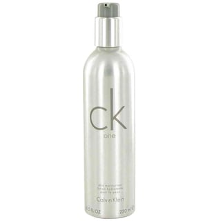 CK One by Calvin Klein Unisex 8.5 oz Skin Moisturizer (Pack of 2)