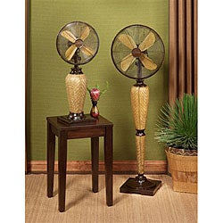 Deco Breeze Kailua 53-inch Standing Floor Fan