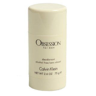 Obsession Men by Calvin Klein 2.6-ounce Deodorant