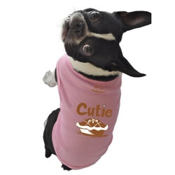 Cutie Pie Dog Tank Top