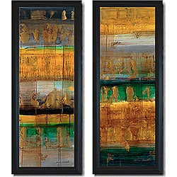 Lanie Loreth 'The World as We Know It' Framed Canvas Art Set
