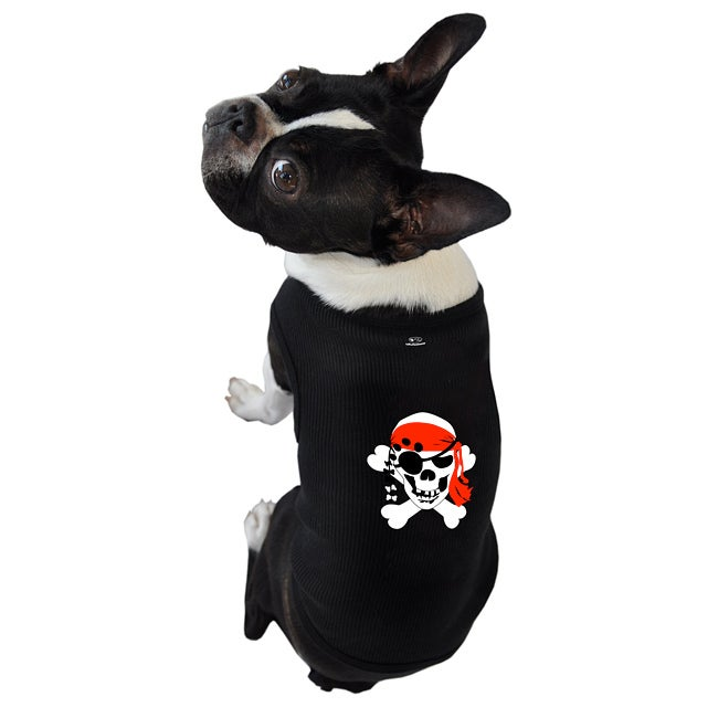 Skull and Crossbones Pet Tank